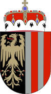 coat of arms Upper Austria AT31