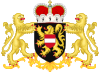 coat of arms Flemish Brabant BE24
