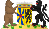 coat of arms West Flanders BE25