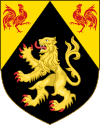 coat of arms Walloon Brabant BE31