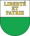 coat of arms Canton of Vaud CH011