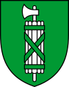 coat of arms Canton of St. Gallen CH055