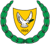 coat of arms Cyprus CY