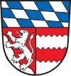 coat of arms Dingolfing-Landau DE22C