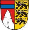coat of arms Oberallgäu DE27E