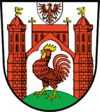 coat of arms Frankfurt (Oder) DE403