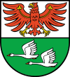 coat of arms Oberhavel District DE40A