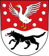 coat of arms Prignitz District DE40F