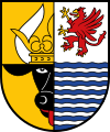 coat of arms Mecklenburgische Seenplatte District DE80J