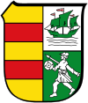 coat of arms Wesermarsch DE94G