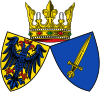 coat of arms Essen DEA13