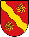 coat of arms Warendorf District DEA38