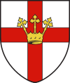 coat of arms Koblenz DEB11