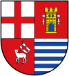 coat of arms Eifelkreis Bitburg-Prüm DEB23