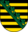 coat of arms Saxony DED