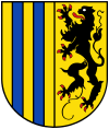 coat of arms Chemnitz DED41