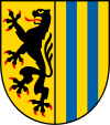 coat of arms Leipzig DED51