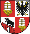 coat of arms Salzlandkreis DEE0C