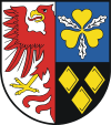 coat of arms Stendal District DEE0D