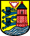 coat of arms Flensburg DEF01