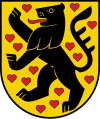 coat of arms Weimar DEG05