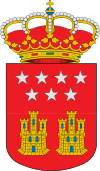 coat of arms Community of Madrid ES3