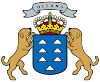 coat of arms Canary Islands ES7