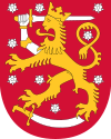 coat of arms Finland FI