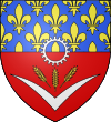 coat of arms Seine-Saint-Denis FR106