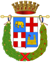 coat of arms Province of Catania ITG17