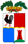 coat of arms Province of Olbia-Tempio ITG29