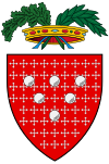 coat of arms Province of Ogliastra ITG2A