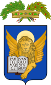 coat of arms Province of Venice ITH35