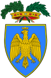 coat of arms Province of Udine ITH42