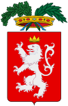 coat of arms Province of Siena ITI19