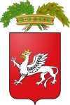 coat of arms Province of Perugia ITI21