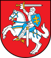coat of arms Lithuania LT0