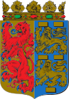 coat of arms North Holland NL32