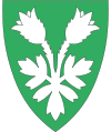 coat of arms Oppland NO022
