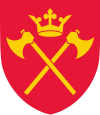 coat of arms Hordaland NO051