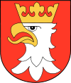 coat of arms Kraków County PL214