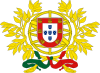 coat of arms Continental Portugal PT1