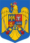 coat of arms Romania RO
