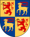 coat of arms Kalmar County SE213
