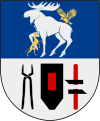 coat of arms Jämtland County SE322
