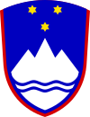 coat of arms Slovenia SI