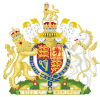 coat of arms United Kingdom UK