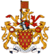 coat of arms Greater Manchester UKD3