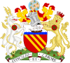 coat of arms Manchester UKD33