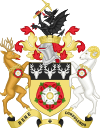 coat of arms South and West Derbyshire UKF13